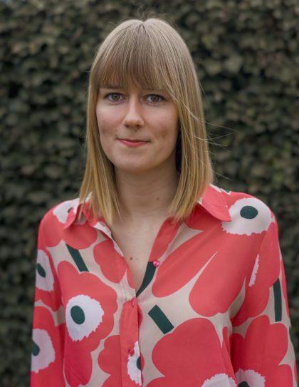 Heini Kumpulainen Finnish and English speaking psychologist
